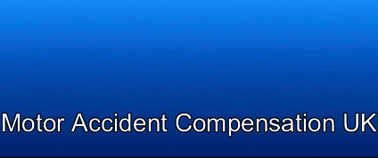Motor Accident Compensation UK